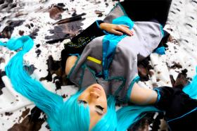 Hatsune Miku from Vocaloid worn by Angelus