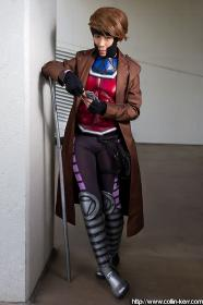 Gambit from Marvel vs Capcom 2 worn by Angelus