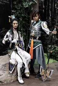 Zhuge Liang from Dynasty Warriors 8  by Yingjun