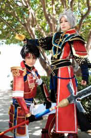 Yukimura Sanada from Samurai Warriors 4