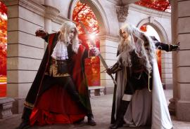 Alucard from Castlevania: Symphony of the Night worn by OwlCat