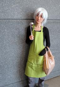Shirō Ashiya / Alsiel from The Devil is a Part-Timer! worn by OwlCat