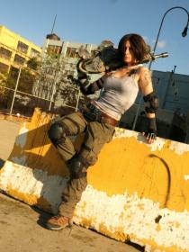Trishka Novak from Bulletstorm worn by Zadra