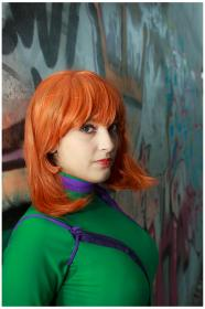 Caitlin Fairchild from Gen 13 worn by Victoria Russo