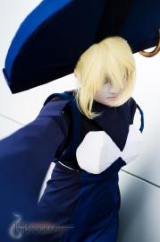 Nirvana from BlazBlue: Calamity Trigger worn by Shigi