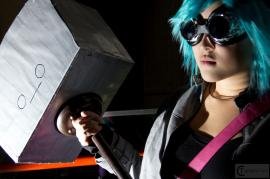 Ramona Flowers from Scott Pilgrim worn by Kukie