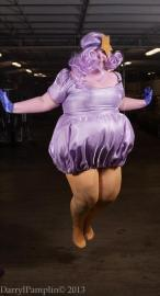Lumpy Space Princess from Adventure Time with Finn & Jake