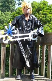Roxas from Kingdom Hearts 2 by ManaKnight