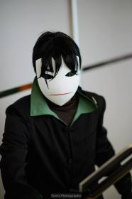 Hei from Darker than BLACK worn by ManaKnight