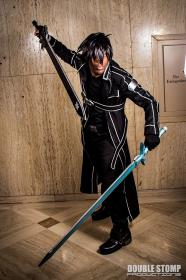 Kirito from Sword Art Online  by ManaKnight