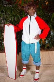 Renton Thurston from Eureka seveN worn by ManaKnight