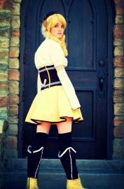 Mami Tomoe from Madoka Magica worn by hpbozek