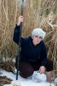 Jack Frost from Rise of the Guardians worn by RaiinFaiiry