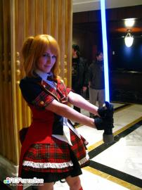 Yuuko Ooshima the 9th from AKB0048 worn by Skywalker