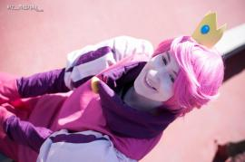 Prince Gumball from Adventure Time with Finn and Jake worn by Mur
