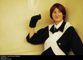 Scotland from Axis Powers Hetalia worn by Mur