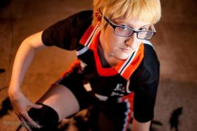 Tsukishima Kei from Haikyuu!! by Mur