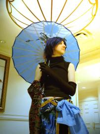 Kaito from Vocaloid worn by Mur