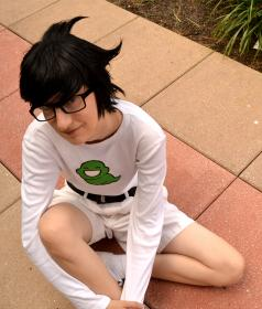 John Egbert from MS Paint Adventures / Homestuck