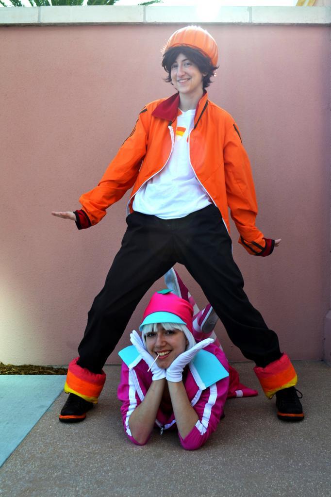 Gloyd Orangeboar from Wreck-It Ralph by Mur   ACParadise.com