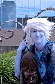 Jack Frost from Rise of the Guardians worn by Mur