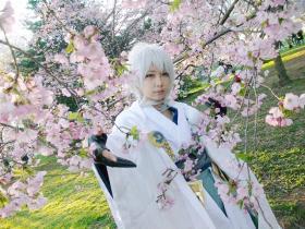 Tsurumaru Kuninaga from Touken Ranbu worn by Jyuri