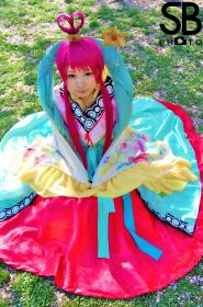 Kougyoku Ren from Magi Labyrinth of Magic worn by Jyuri