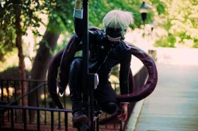 Kaneki Ken from Tokyo Ghoul worn by Jyuri