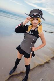Prinz Eugen from Kantai Collection ~Kan Colle~ worn by Lauren Hibs