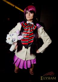 Kamiki Izumo from Blue Exorcist worn by Lauren Hibs