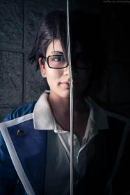 Saruhiko Fushimi from K / K Project worn by Lauren Hibs