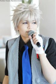 Ranmaru Kurosaki from Uta no Prince-sama Maji Love 2000% worn by Lauren Hibs