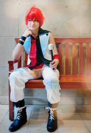 Ittoki Otoya from Uta no Prince-sama - Maji Love 1000% worn by Lauren Hibs