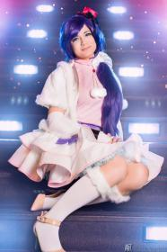Toujou Nozomi from Love Live! worn by Lauren Hibs