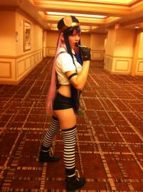Stocking from Panty and Stocking with Garterbelt