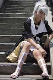 Sphintus Carmen from Magi Labyrinth of Magic (Worn by Lauren Hibs)