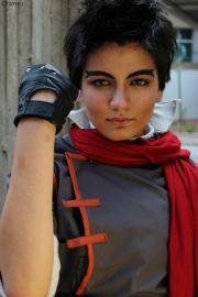 Mako from Legend of Korra, The worn by Lauren Hibs