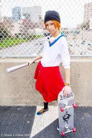 Misaki Yata from K / K Project worn by Moui