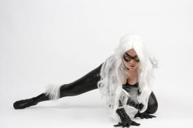 Black Cat from Spider-man worn by Bunny Rogers