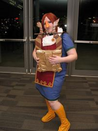 Medli from Legend of Zelda: The Wind Waker worn by ollyodd