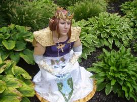 Princess Zelda from Legend of Zelda: Twilight Princess worn by ollyodd