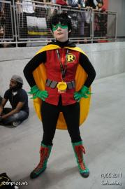 Damian Wayne from Batman worn by hack_benjamin22