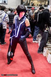 Quorra from TRON worn by hack_benjamin22