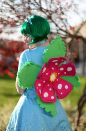 Venusaur from Pokemon worn by hack_benjamin22