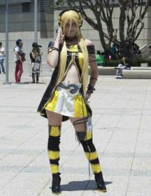 Lily from Vocaloid 2 worn by V3Lily
