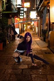 Psylocke from X-Men  by Psylocke on Weekends