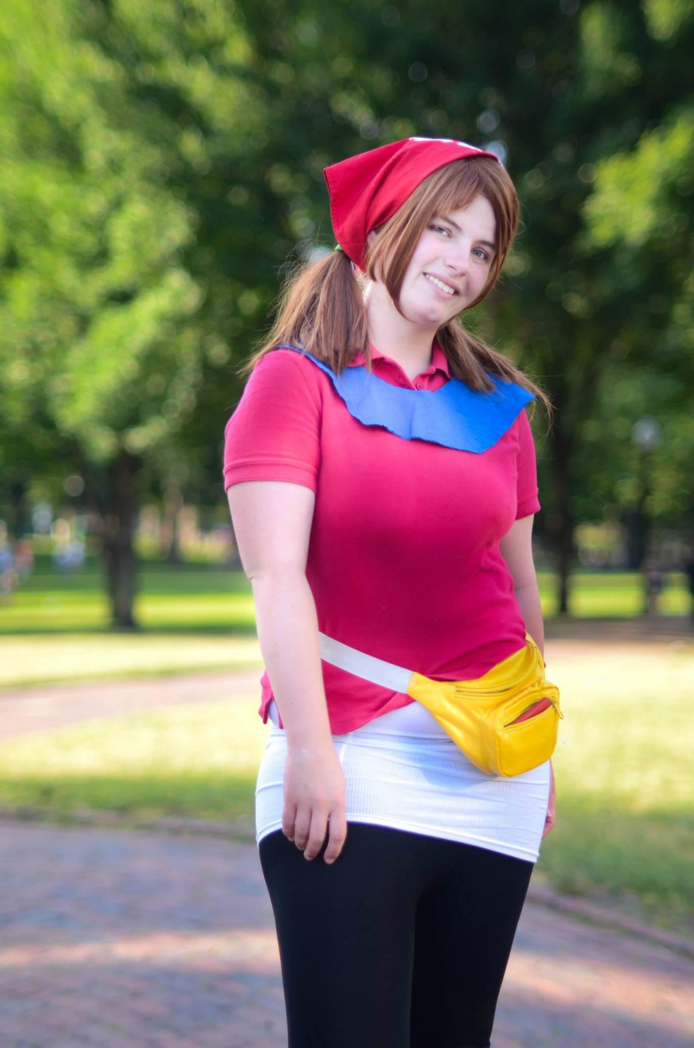 May / Haruka from Pokemon by Jessica Claflin/Bunny Moon ...