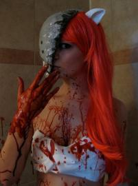 Nyuu/Lucy from Elfen Lied worn by BattyJuice