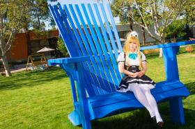 Anya from Soul Eater Not! worn by Heinous