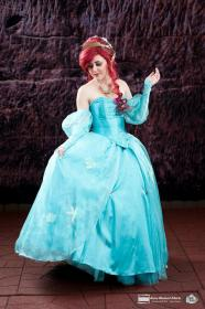 Ariel from Disney Princesses  by LyddiDesign